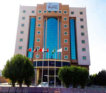 Khobar signature Hotel